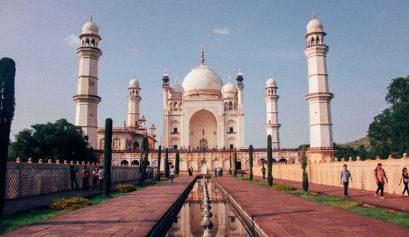 Bibi Ka Maqbara - India