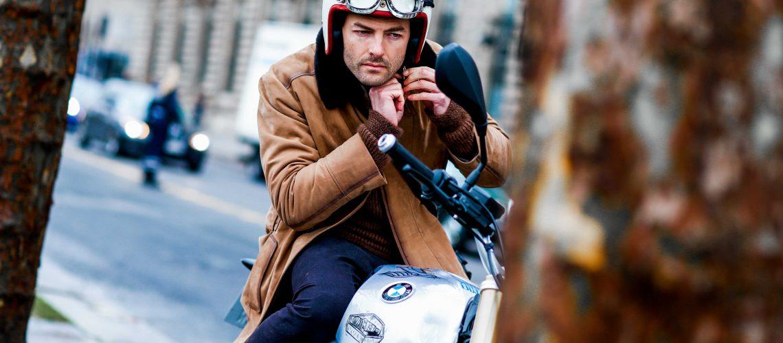 Francois-Xavier Watine at Paris Fashion Week Menswear 2