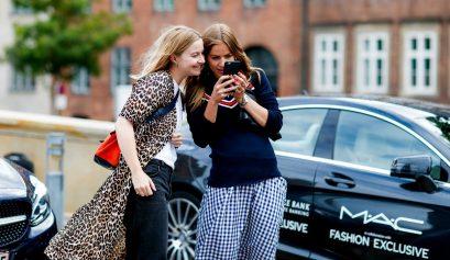 Street style, Copenhagen Fashion Week SS17