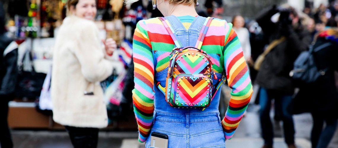 Street style - Paris fashion week HC SS15 (2)