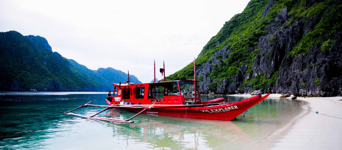 Voyage, Palawan, Philippines.