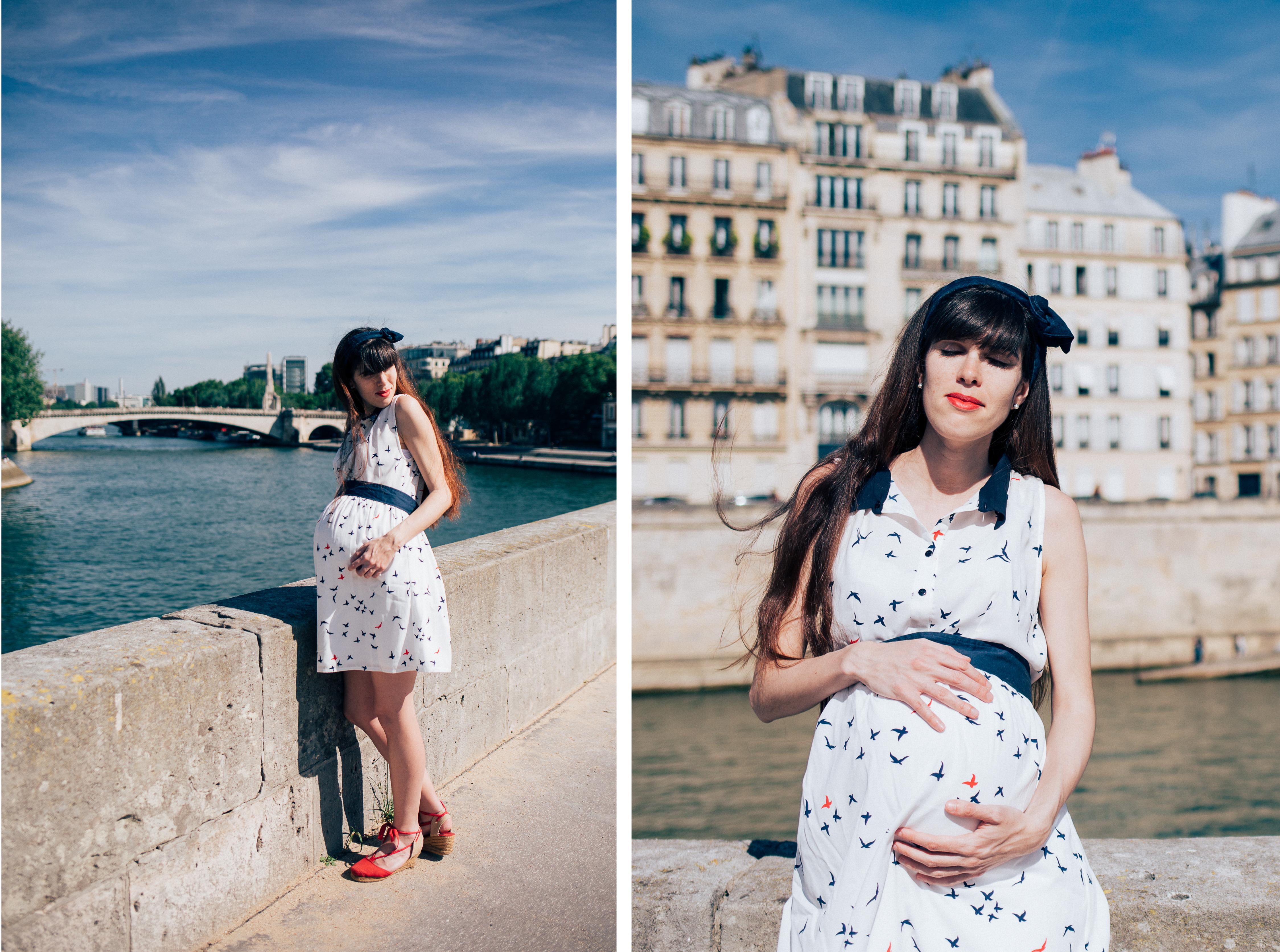 Maternité - grossesse Marie-Paola BERTRAND-HILLION